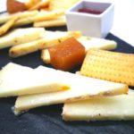 tabla de quesos surtidos